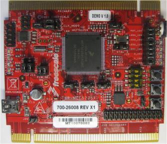 TWR-MCF52259 Board