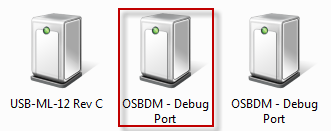 OSBDM Device Recovered