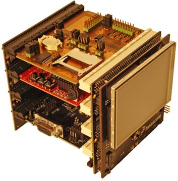 FreeRTOSProbe Hardware based on Tower modules