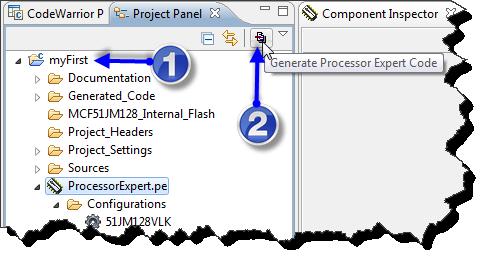 Generating Code Steps