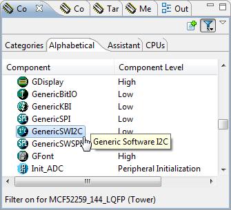 GenericSWI2C component