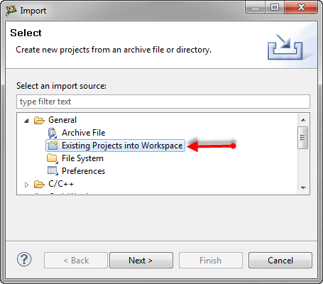 Exporting and Importing Projects in Eclipse - DZone Java