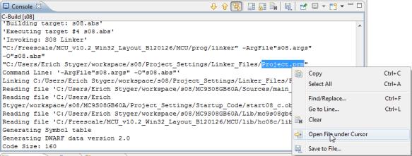 Open File under cursor