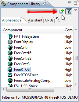 Adding FreeRTOS