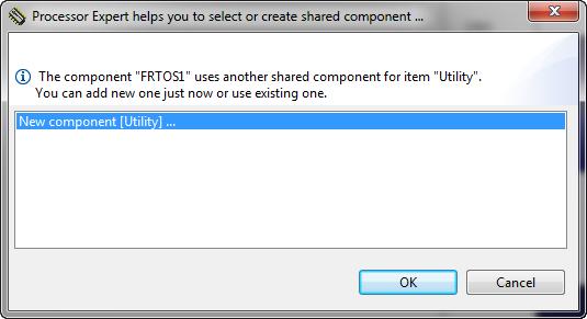 Adding Utility Component