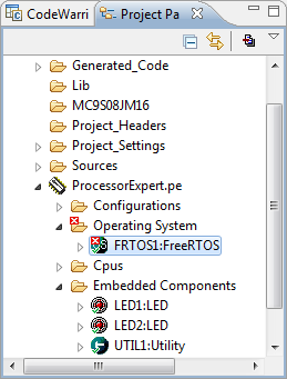 FreeRTOS and Utility added