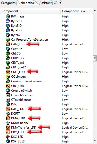 Logical Device Drivers