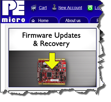 PnE Firmware Updates and Recovery