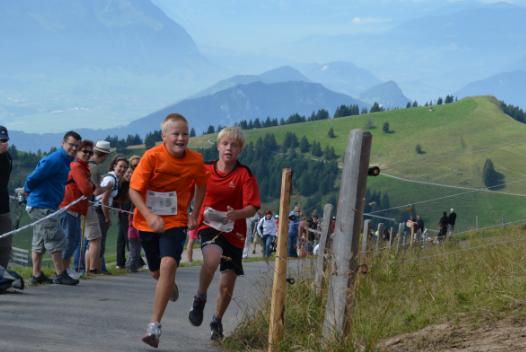 Sprinters on last meters