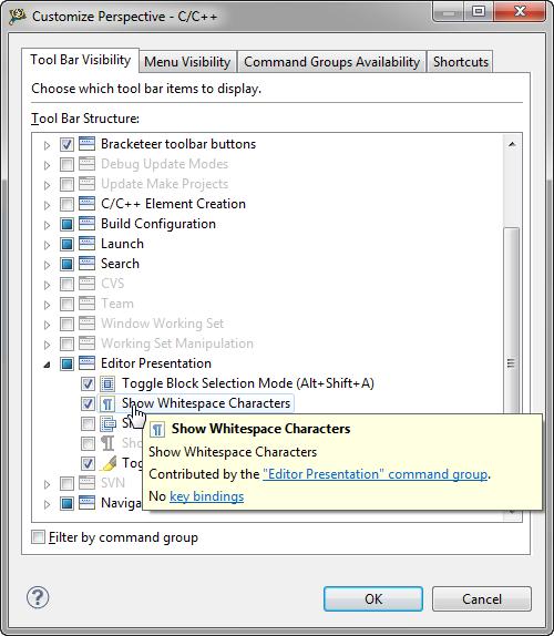 Adding Toolbar Button