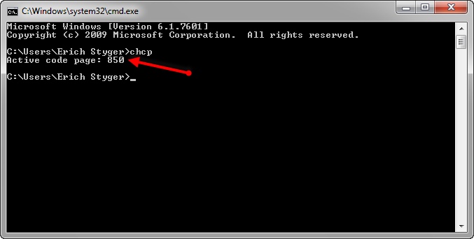 how to clean eclipse using command prompt