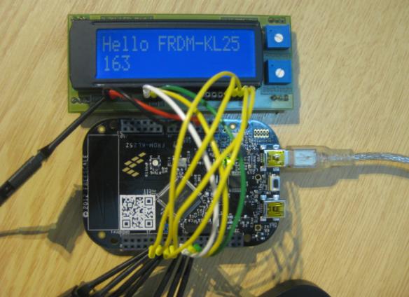 4bit LCD Mode