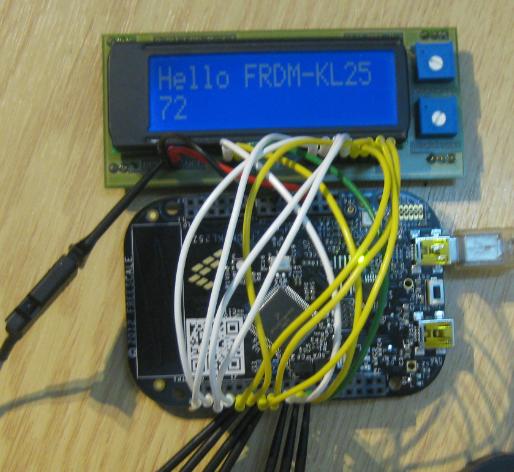 8bit LCD Mode