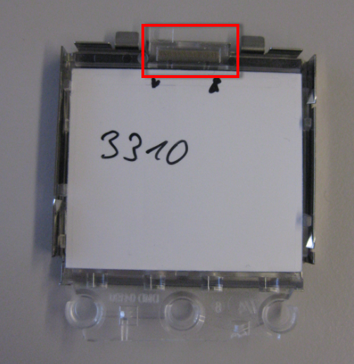 Nokia 3310 Display with 'Gum' Connector