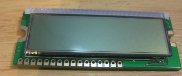 TKJ LCD Frontside
