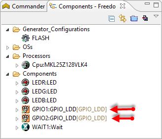 Using GPIO_LDD