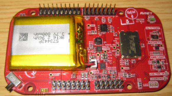 Avnet Wi-Go Board