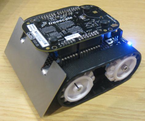 FRDM Zumo Robot