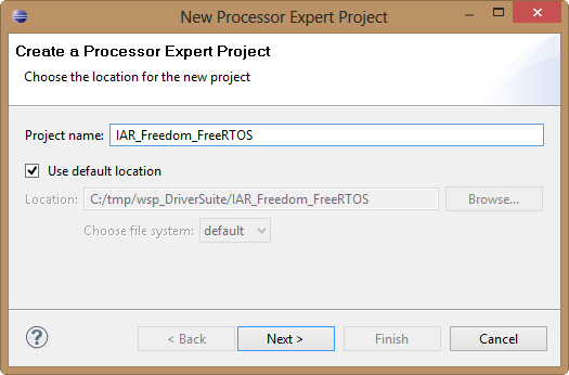 Tutorial: IAR + FreeRTOS + Freedom Board | MCU on Eclipse