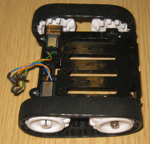 Zumo Chassis with DC Motors