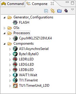 Logic Analyzer Components