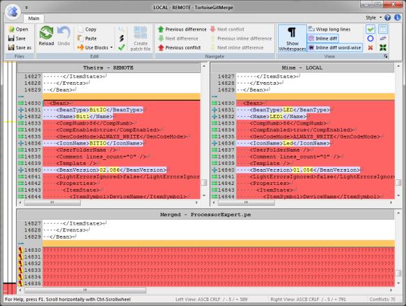 Component Conflict in ProcessorExpert.pe