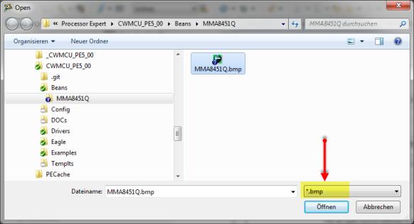 MMA8451Q Bitmap File