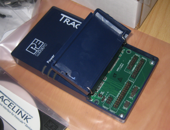 TraceLink Unit Open