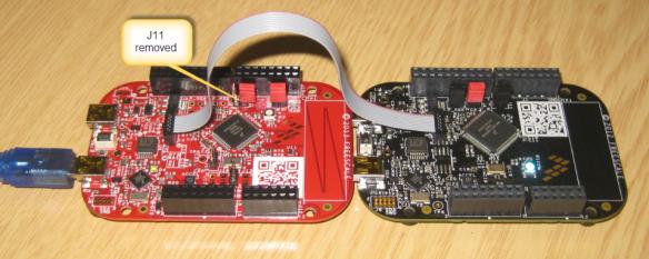 FRDM-K20D50M debugging FRDM-KL25Z