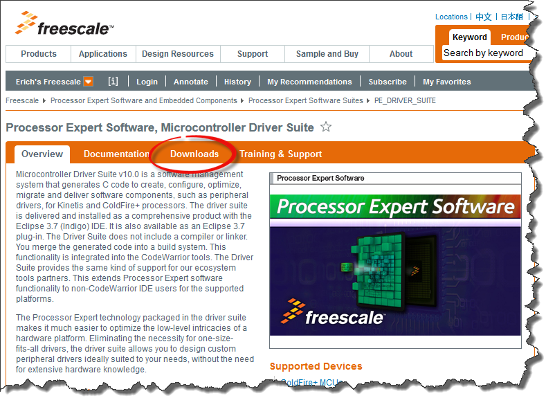 DIY Free Toolchain for Kinetis: Part 4 – Processor Expert