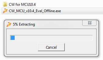 Extracting Offline Version