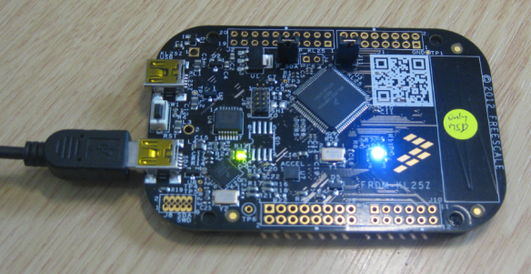 Recovered OpenSDA Board