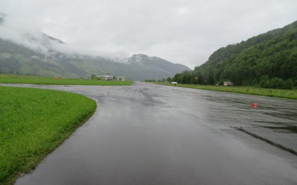 Alpnach Runway