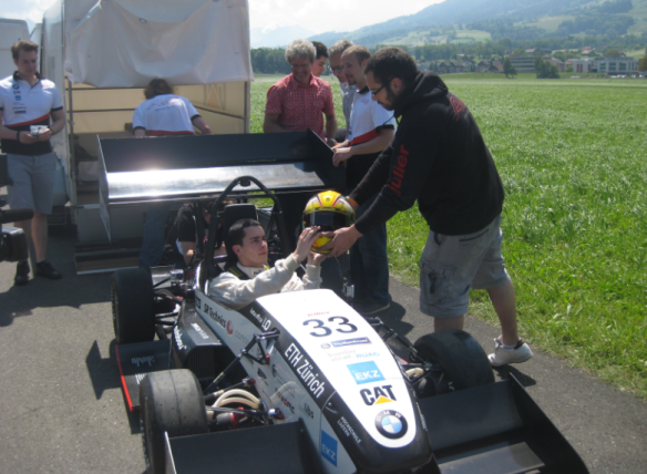 Driver Preparation for the Test Run