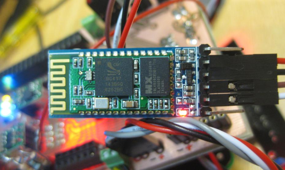 Using the HC-06 Bluetooth Module | MCU on Eclipse