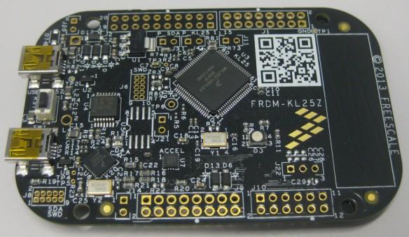 FRDM-KL25Z RevE Board