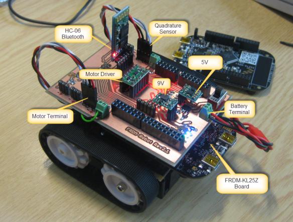 FRDM-Robot Rev2.1