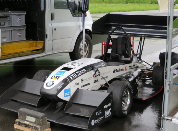 Julier Formula Student Race Car