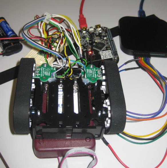 Logic Analyzer to monitor signals