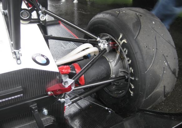 Right Back Wheel Motor