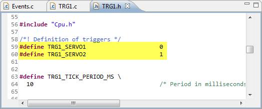 Trigger IDs Created