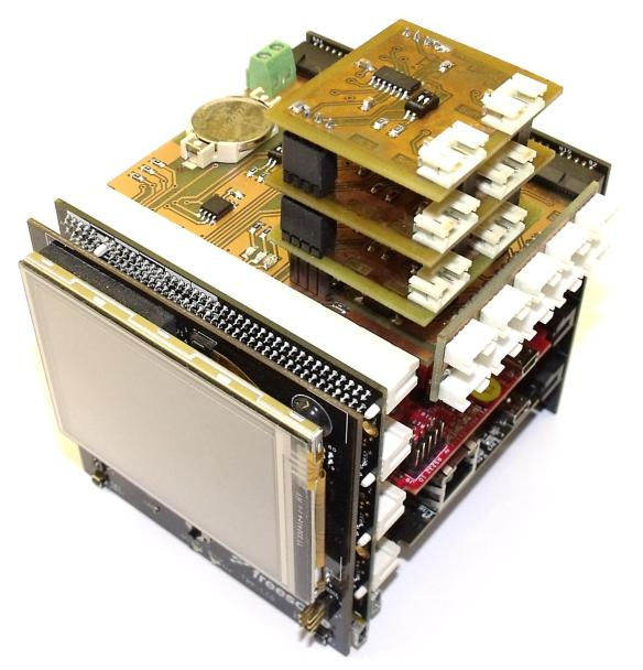 Grundfos Direct Sensor VBus Gateway (Source: Markus Bättig)