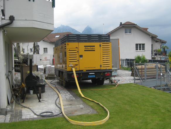 Water Supply Compressor