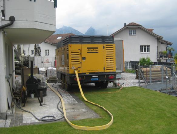 Water Supply Compressor