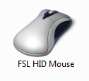Enumerated HID Mouse Device in Windows