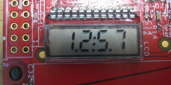 LCD on FRDM-KL46Z