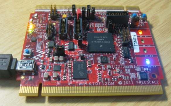Freescale TWR-K70F120M Tower Board