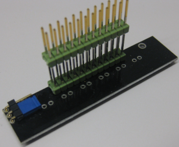 Line Sensor with Header