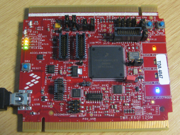 TWR-K60F120 Jumper Settings