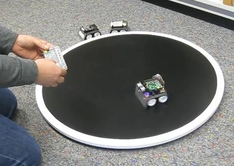 Accelerometer Remote Controller